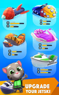 Talking Tom Jetski 2 poster