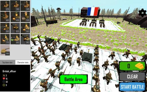 WORLD WAR 2 EPIC BATTLE SIMULATOR 1.3 screenshots 7