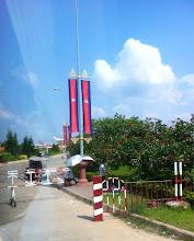 Photo: Vietnam border.