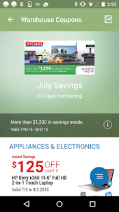 Costco Wholesale - US- screenshot thumbnail
