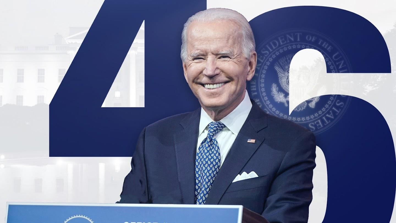 The Inauguration of Joseph R. Biden, Jr.