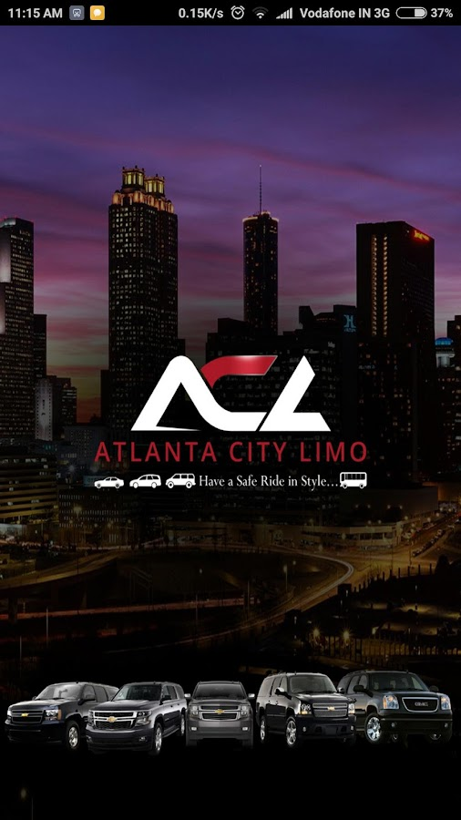 ATL City Limo- screenshot
