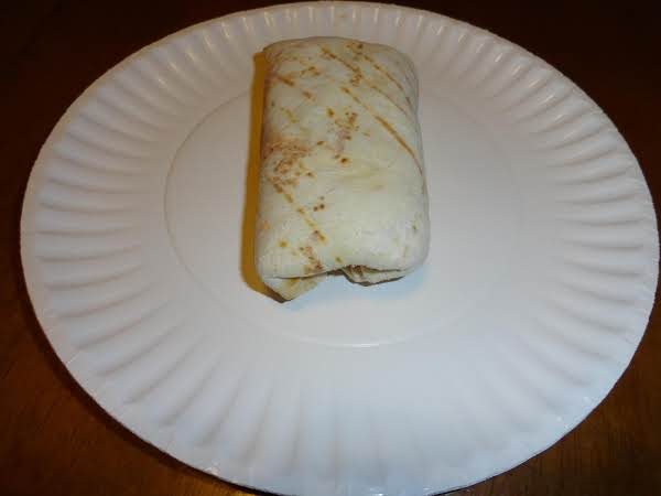 Beef And Bean Burritos Recipe