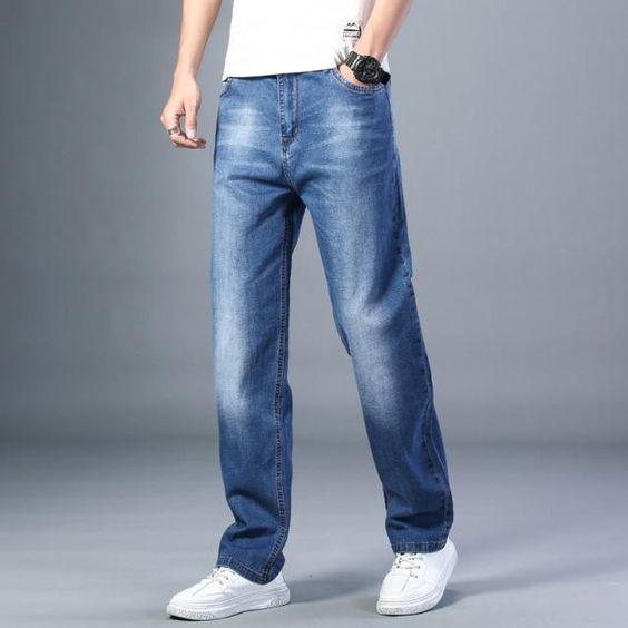 basic denim jeans for men