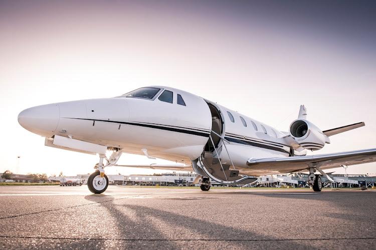 rich execs seek pre loved private planes in growing numbers