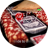 Poker Lock Screen