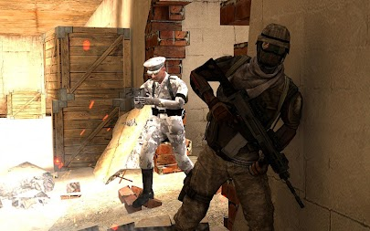 Survival Rules Counter Terrorist Fury War APK screenshot thumbnail 3