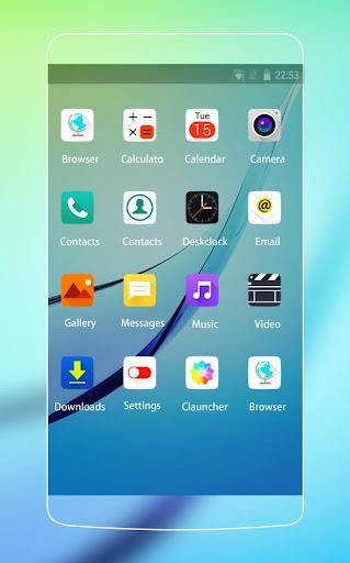 Theme for Huawei Nova HD  screenshots 2