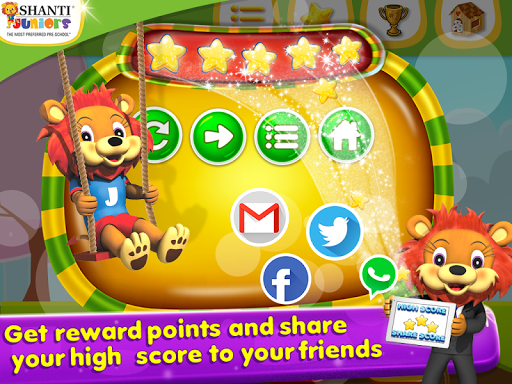 Juniors App Learn  screenshots 2