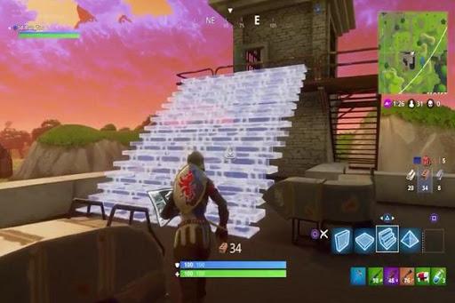Trick Fortnite Battle Royale