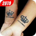 Tattoo Maker - Tattoo On My Photo. icon