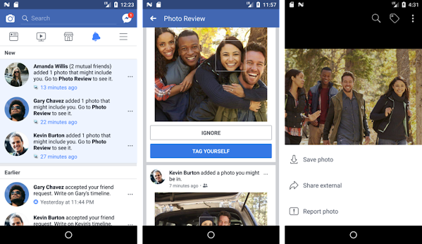 Facebook advanced face recognition feature protects your identity