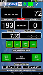 VFR GPS-Cheap Insurance Screenshot