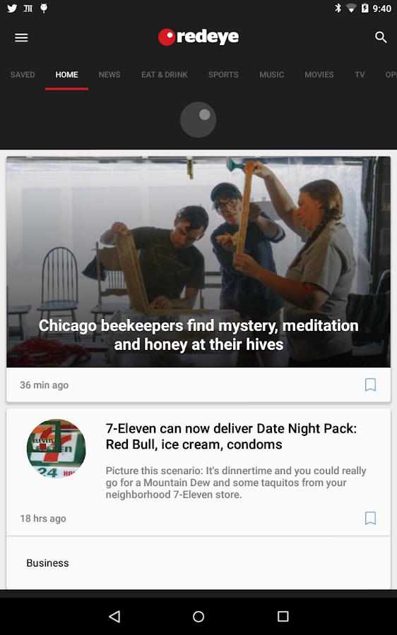 RedEye Chicago- screenshot