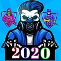 لوجو جاهزة للتصميم والتعديل 2020 icon