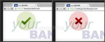 Một trang web được đảm bải an toàn