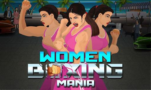 Women Boxing Mania 1.4 screenshots 1