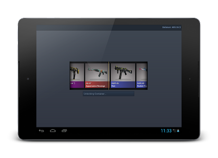 EZ Skins: Case Simulator- screenshot