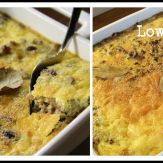 Easy Low Carb Bobotie
