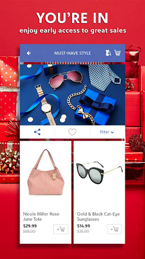 zulily - Shop Daily Deals for Gifts for the Family Screenshot