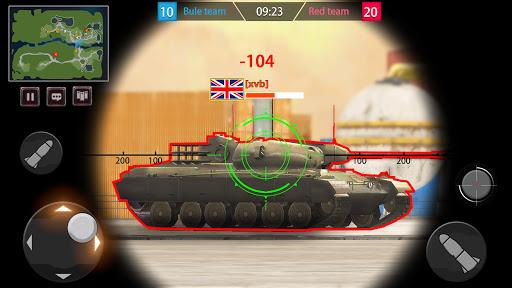 Furious Tank: War of Worlds 1.6.3 screenshots 5