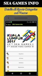 KL SEA Games 2017 - náhled