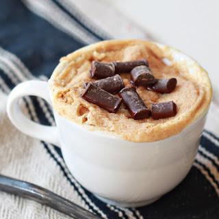 Easy Vegan Peanut Butter Mug Cake