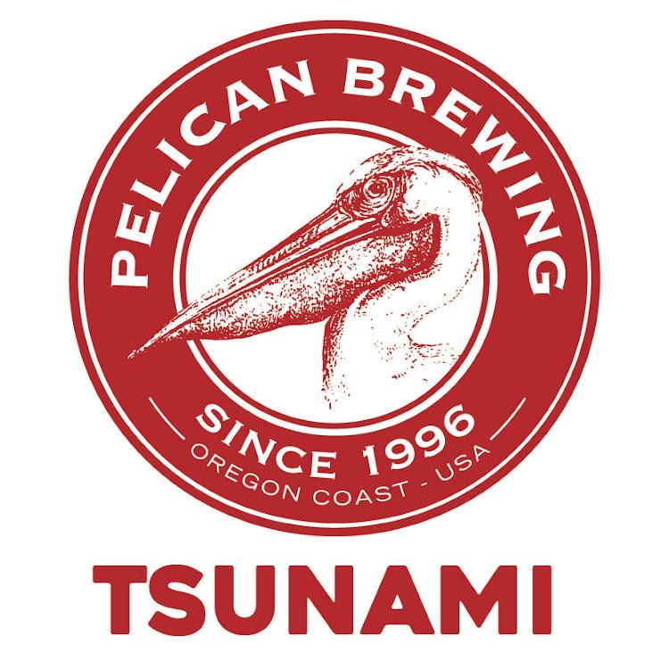 Logo of Pelican Tsunami Stout