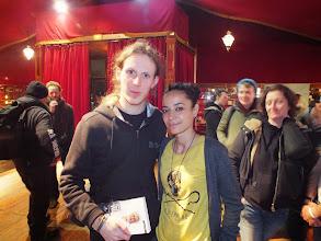 Photo: Soirée/Concert/Conférence au Cabaret Sauvage à Paris, au profit de Sea Shepherd et d'une nouvelle mission anti pêche illégal au Sénégal.