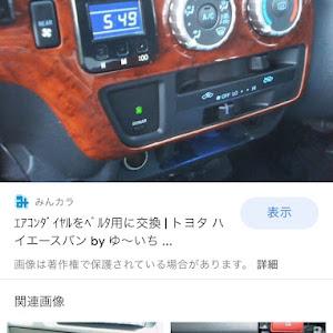 ハイエース KDH200Vのカスタム事例画像 VOLCOMさんの2021年08月28日23:39の投稿