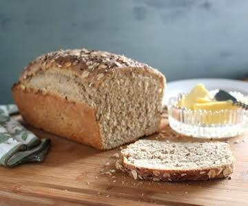 Spelt Bread Loaf