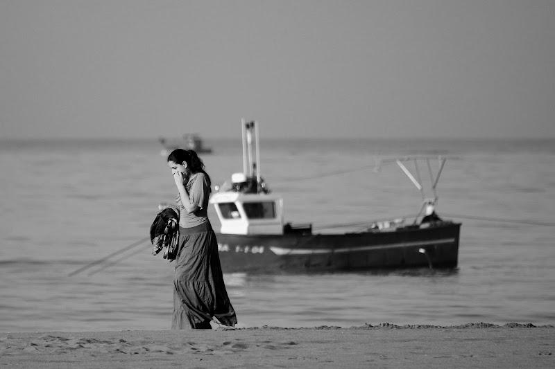 Pensieri in riva al mare di rip