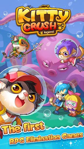 Kitty Crush|玩休閒App免費|玩APPs