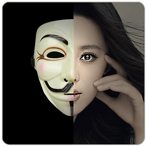 Anonymous Mask Photo Editor - Reborn