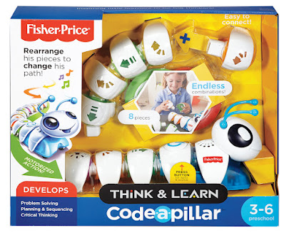 Fisher-Price Think & Learn Code-a-Pillar Starter Kit