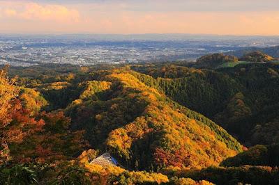 高尾山を訪問する