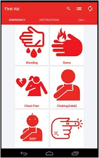 Indian Red Cross First Aid- screenshot thumbnail