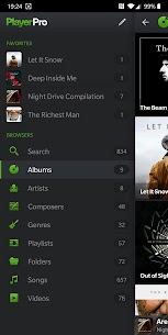 PlayerPro Music Player MOD (Paid) 5