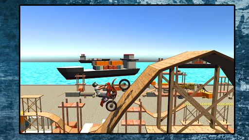 Motor Bike Stunt Race 3D