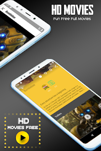 HD Movies Free – Free Movies & Movie Trailers App Download For Android 4