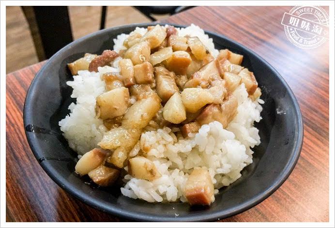 台南鹹粥肉燥飯