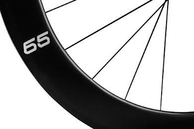 ENVE Composites 65 Foundation Wheelset - 700, 12 x 100/142mm, Center-Lock, S11, Black, i9 101 alternate image 0