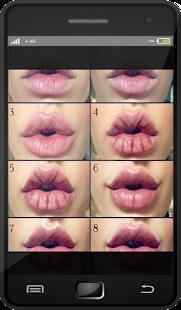 Lipstick Makeup Tutoriály - náhled