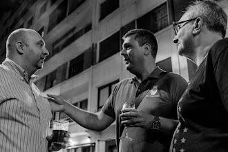 Photo: - [Miguel @Maikelnaiblog] Hey, Javier. Tenemos que hacer algo. Iñako le ha dicho no sé qué a Eparquio y éste anda por ahí medio desnortao...  - [Alfred @yelqtls, pensando] Yo esto lo arreglaba en un santiamén con mi trabuco...