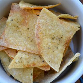 DIY Ranch Tortilla Chips