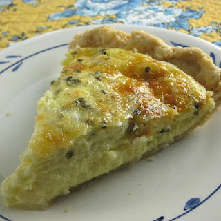 Easiest Cheese Quiche Recipe