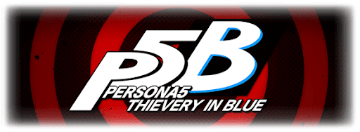 グラブル×ペルソナ5コラボイベント『PERSONA5 THIEVERY IN BLUE』