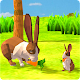 Rabbit Family Simulator: Poly Art Jungle