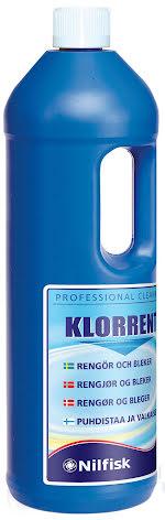 Rengöringsmedel Klorrent 1,5L