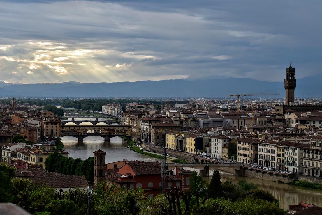 quev visitar en Florencia.